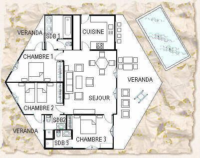 plan de maison guadeloupe