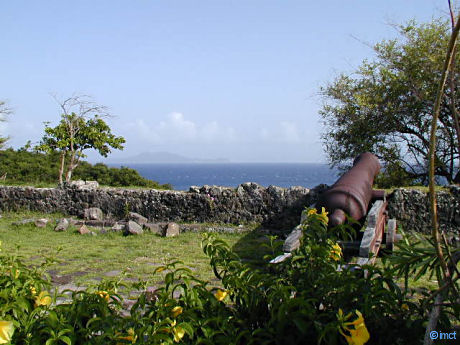 Fort Olive, Vieux Fort, Basse Terre, Guadeloupe